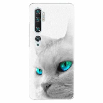Plastové pouzdro iSaprio - Cats Eyes - Xiaomi Mi Note 10 / Note 10 Pro