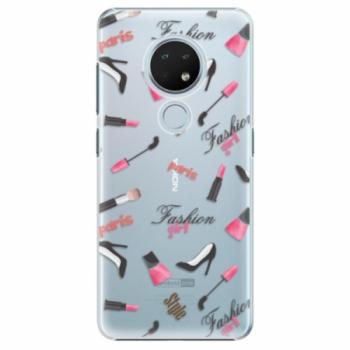 Plastové pouzdro iSaprio - Fashion pattern 01 - Nokia 6.2