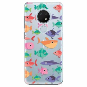 Plastové pouzdro iSaprio - Fish pattern 01 - Nokia 6.2