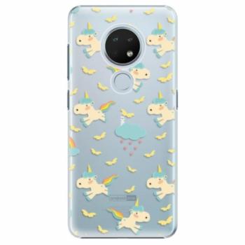 Plastové pouzdro iSaprio - Unicorn pattern 01 - Nokia 6.2