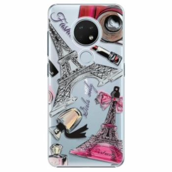 Plastové pouzdro iSaprio - Fashion pattern 02 - Nokia 6.2