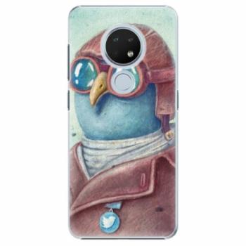 Plastové pouzdro iSaprio - Pilot twitter - Nokia 6.2