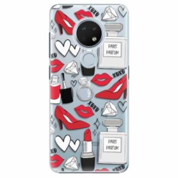 Plastové pouzdro iSaprio - Fashion pattern 03 - Nokia 6.2