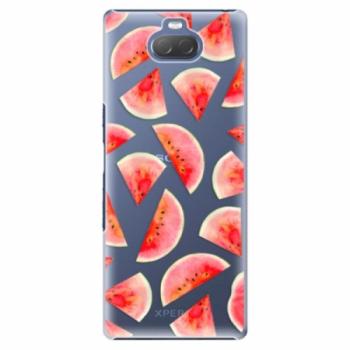Plastové pouzdro iSaprio - Melon Pattern 02 - Sony Xperia 10