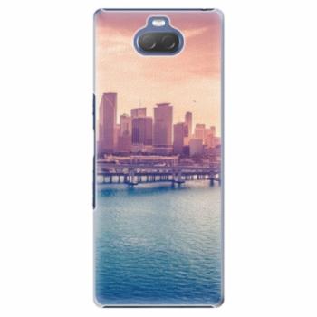 Plastové pouzdro iSaprio - Morning in a City - Sony Xperia 10