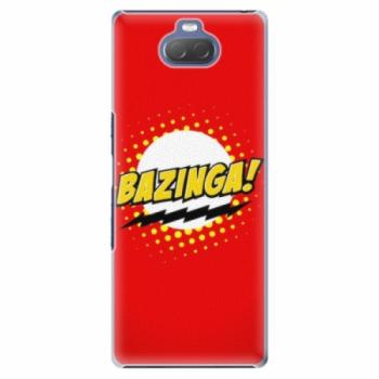 Plastové pouzdro iSaprio - Bazinga 01 - Sony Xperia 10