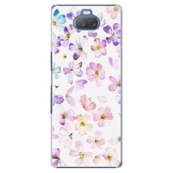 Plastové pouzdro iSaprio - Wildflowers - Sony Xperia 10