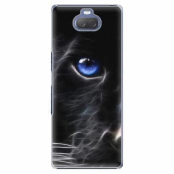 Plastové pouzdro iSaprio - Black Puma - Sony Xperia 10