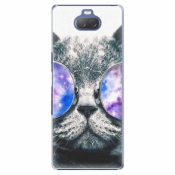 Plastové pouzdro iSaprio - Galaxy Cat - Sony Xperia 10