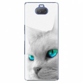 Plastové pouzdro iSaprio - Cats Eyes - Sony Xperia 10