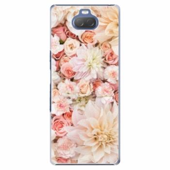 Plastové pouzdro iSaprio - Flower Pattern 06 - Sony Xperia 10