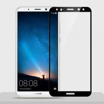 Tvrzené 3D sklo pro Huawei Mate 10 Lite - black