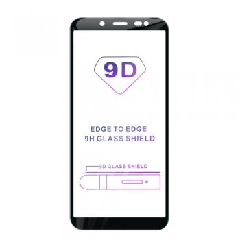Tvrzené sklo iSaprio 9D BLACK pro Samsung Galaxy J6