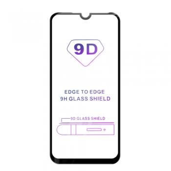 Tvrzené sklo iSaprio 9D BLACK pro Samsung Galaxy A50