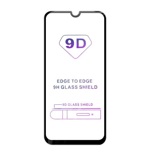 Tvrzené sklo iSaprio 9D BLACK pro Samsung Galaxy M20