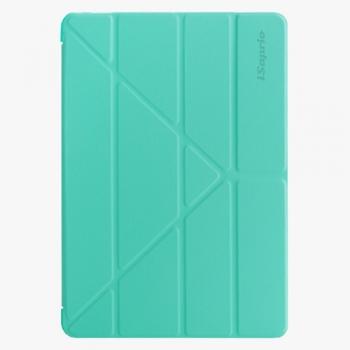 Pouzdro iSaprio Smart Cover - Cyan - iPad 2 / 3 / 4