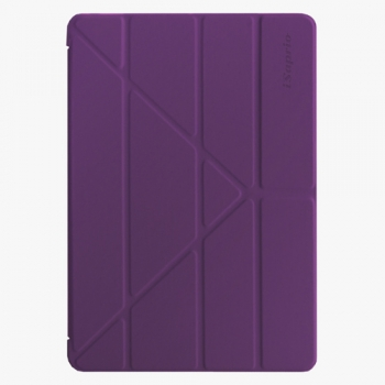 Pouzdro iSaprio Smart Cover - Purple - iPad 2 / 3 / 4