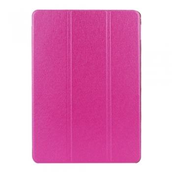 Kožený kryt / pouzdro Smart Cover iSaprio pro iPad Air 2 růžový