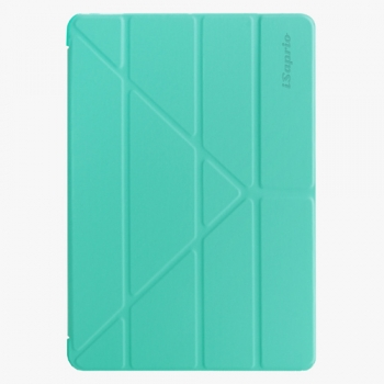 "Pouzdro iSaprio Smart Cover - Cyan - iPad 9.7"" (2017-2018)"