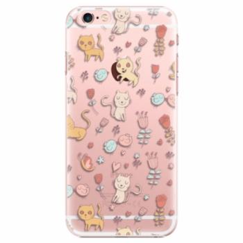Plastové pouzdro iSaprio - Cat pattern 02 - iPhone 6 Plus/6S Plus