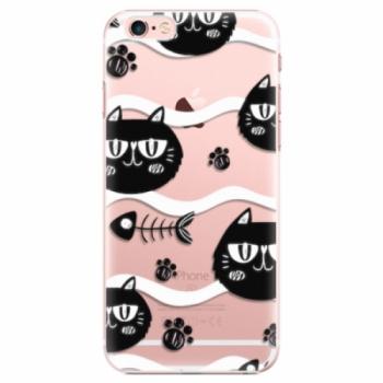 Plastové pouzdro iSaprio - Cat pattern 04 - iPhone 6 Plus/6S Plus