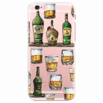 Plastové pouzdro iSaprio - Whisky pattern - iPhone 6 Plus/6S Plus