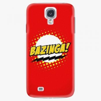 Plastový kryt iSaprio - Bazinga 01 - Samsung Galaxy S4