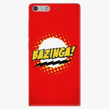Plastový kryt iSaprio - Bazinga 01 - Huawei Ascend P7 Mini