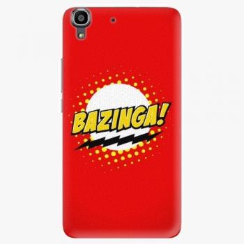 Plastový kryt iSaprio - Bazinga 01 - Huawei Ascend Y6