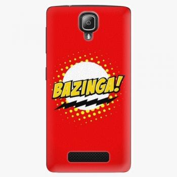 Plastový kryt iSaprio - Bazinga 01 - Lenovo A1000