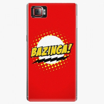 Plastový kryt iSaprio - Bazinga 01 - Lenovo Z2 Pro