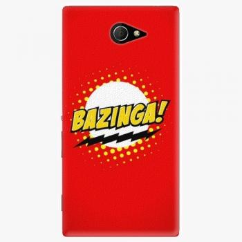 Plastový kryt iSaprio - Bazinga 01 - Sony Xperia M2