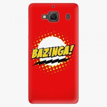 Plastový kryt iSaprio - Bazinga 01 - Xiaomi Redmi 2