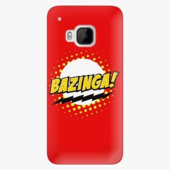 Plastový kryt iSaprio - Bazinga 01 - HTC One M9