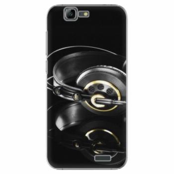 Plastové pouzdro iSaprio - Headphones 02 - Huawei Ascend G7