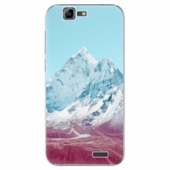 Plastové pouzdro iSaprio - Highest Mountains 01 - Huawei Ascend G7