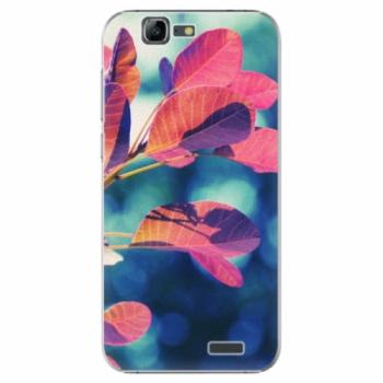 Plastové pouzdro iSaprio - Autumn 01 - Huawei Ascend G7
