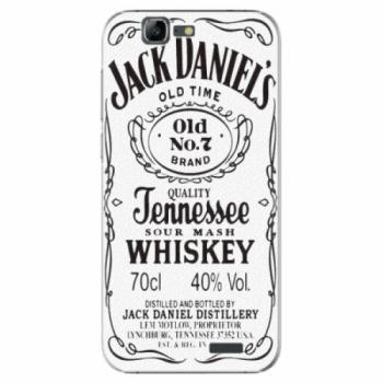 Plastové pouzdro iSaprio - Jack White - Huawei Ascend G7