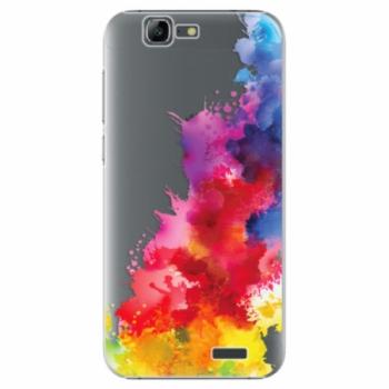 Plastové pouzdro iSaprio - Color Splash 01 - Huawei Ascend G7