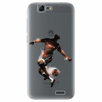 Plastové pouzdro iSaprio - Fotball 01 - Huawei Ascend G7