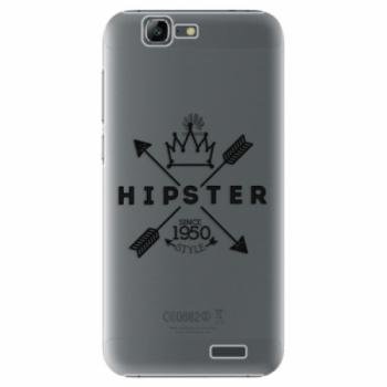 Plastové pouzdro iSaprio - Hipster Style 02 - Huawei Ascend G7