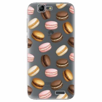 Plastové pouzdro iSaprio - Macaron Pattern - Huawei Ascend G7