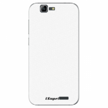 Plastové pouzdro iSaprio - 4Pure - bílý - Huawei Ascend G7