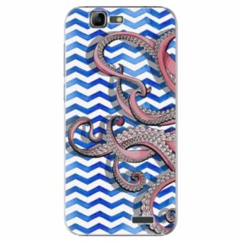 Plastové pouzdro iSaprio - Octopus - Huawei Ascend G7