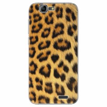 Plastové pouzdro iSaprio - Jaguar Skin - Huawei Ascend G7
