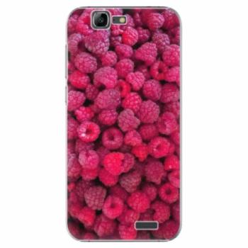 Plastové pouzdro iSaprio - Raspberry - Huawei Ascend G7