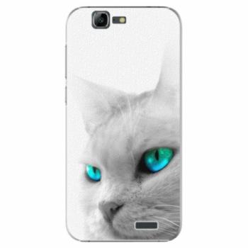 Plastové pouzdro iSaprio - Cats Eyes - Huawei Ascend G7