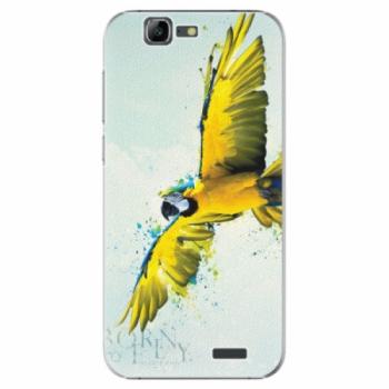 Plastové pouzdro iSaprio - Born to Fly - Huawei Ascend G7