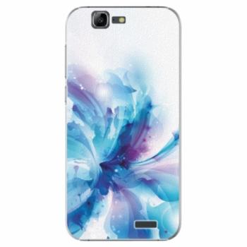 Plastové pouzdro iSaprio - Abstract Flower - Huawei Ascend G7