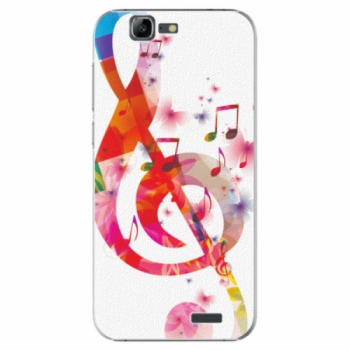 Plastové pouzdro iSaprio - Love Music - Huawei Ascend G7